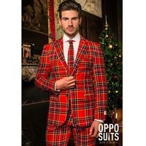 OPPOSUITS☆THE LUMBERJACK メンズ スーツ