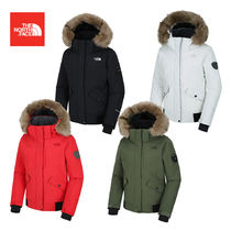 THE NORTH FACE☆W'S MCMURDO DOWN BOMBER JACKET☆4color☆