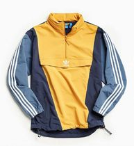 US限定★adidas【送関込み】Colorblocked Anorak Jacket