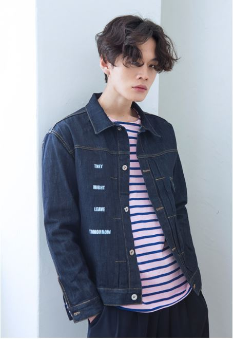 THE ROYAL WEのTomorrow Denim Jacket