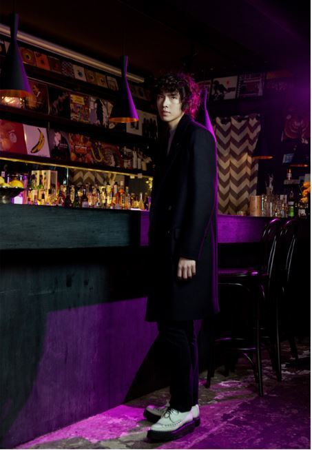 THE ROYAL WEのWOOL DOUBLE COAT 全3色