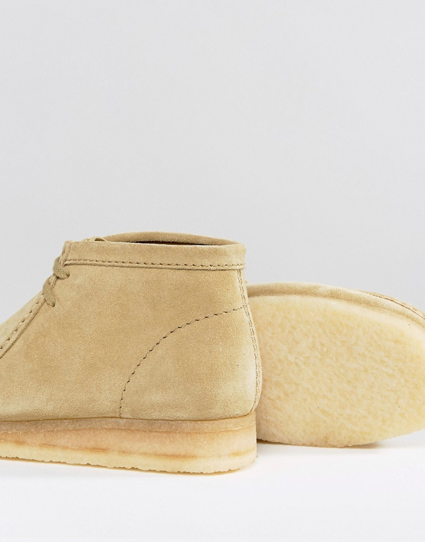 ◎送料込み◎ Clarks Originals Wallabee Suede Boots