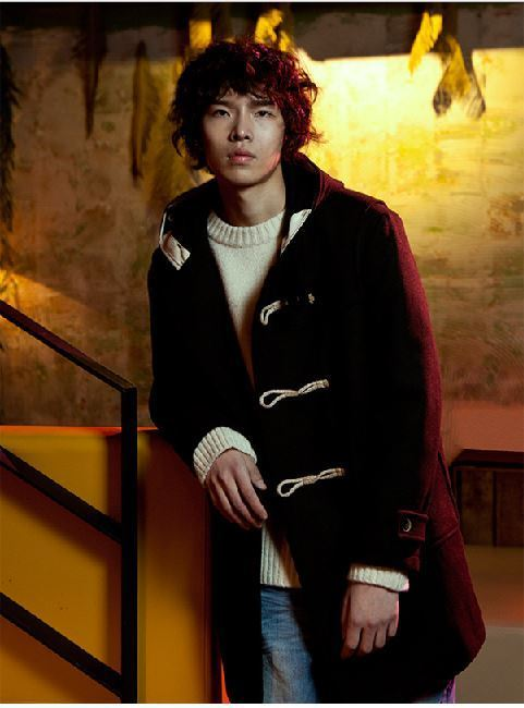 THE ROYAL WEのDUFFLE OVER COAT 全3色