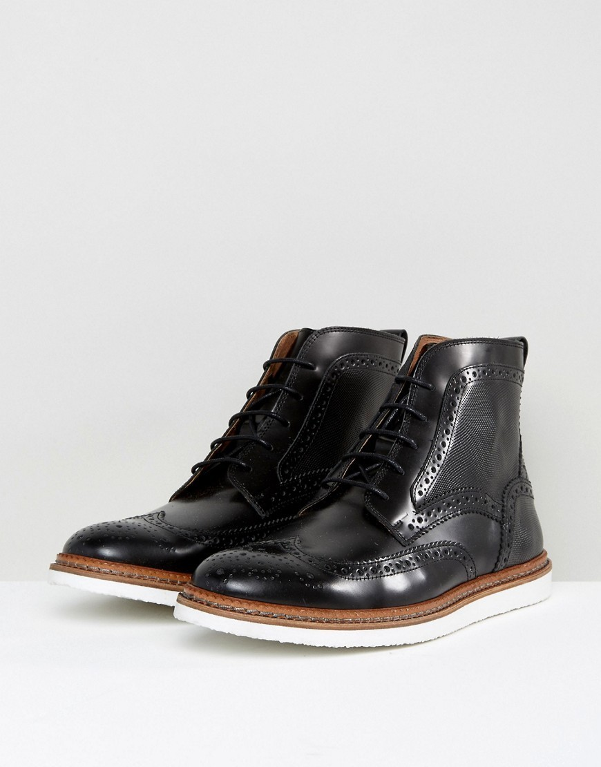 ◎送料込み◎ House Of Hounds Avon Leather Lace Up Boots In