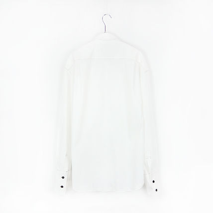 ONLYONE FREEDOM シャツ 【ONLYONE FREEDOM】Stitch Over Cuffs Shirts / 2color(5)