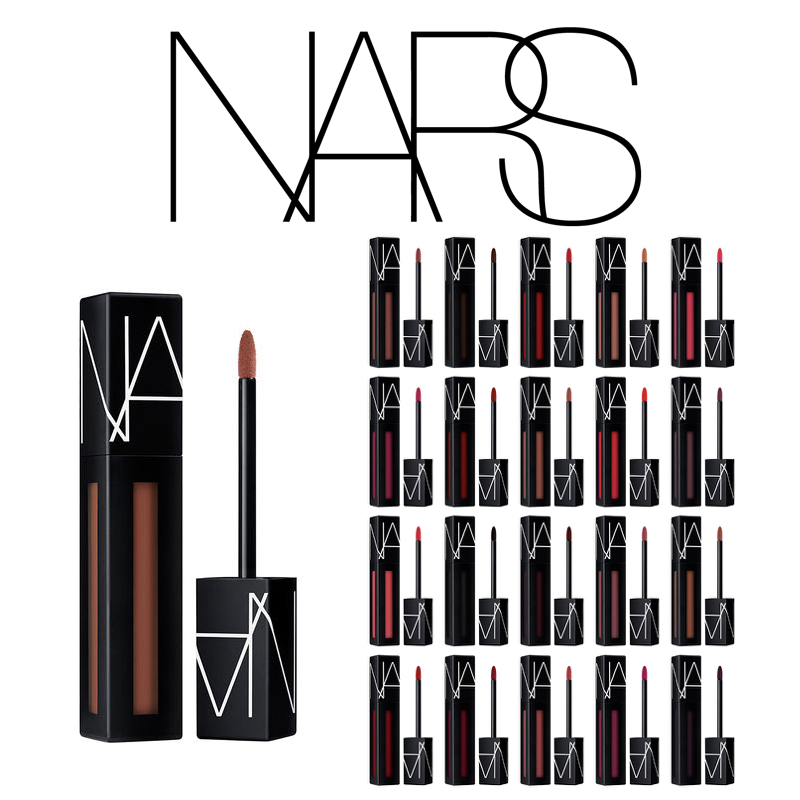 【NEW!!】NARS(ナーズ) Powermatte Lip Pigment 各色★