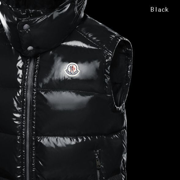 【2017/18AW(秋冬)】Moncler Men's LACET ダウンベスト MMVN0122