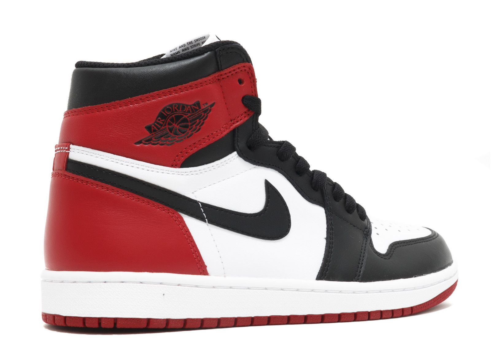 "★レア AIR JORDAN 1 RETRO HIGH OG ""BLACK TOE 2016 RELEASE""★"