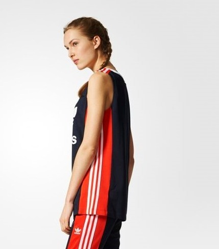 人気【ADIDAS】★WOMEN 'S ORIGINALS ARCHIVE TANK ☆BQ5757★