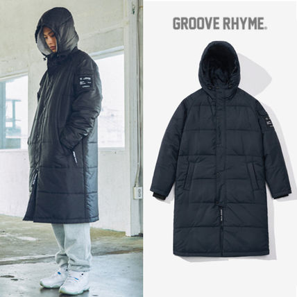 ★GROOVE RHYME★日本未入荷/2017 LONG PADDING JUMPER(NY)