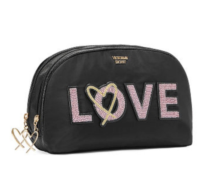 Runway Patch Glam Bag