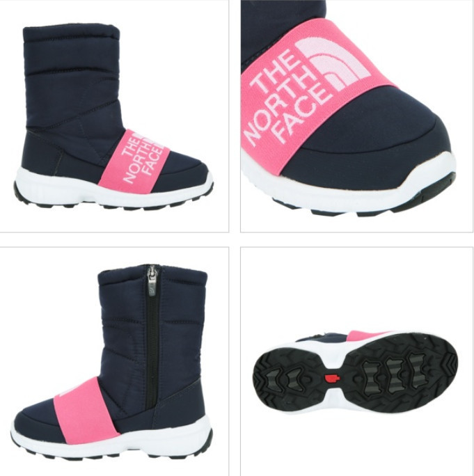 THE NORTH FACE ☆KIDS 17 BOOTIE LAB ブーツ 2色 ☆NS96I60