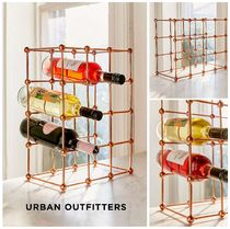 Urban Outfitters☆Rose Gold Wine Rack☆税送込