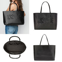 Love Embellished Everything Tote