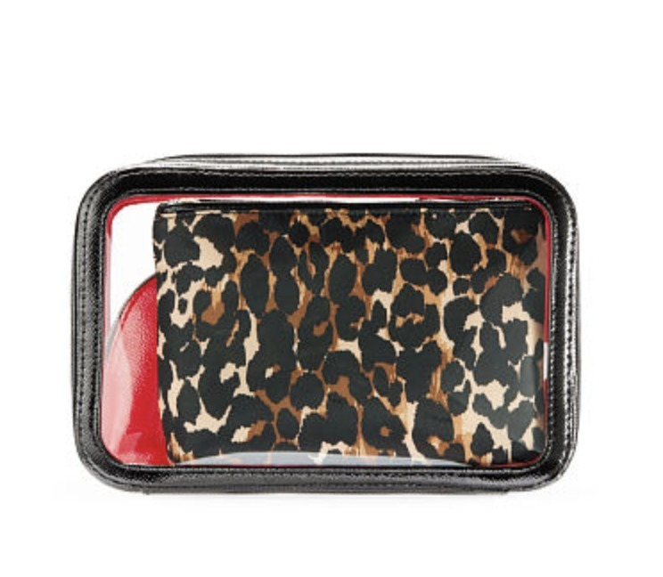 Exotic Leopard Backstage Nested Trio