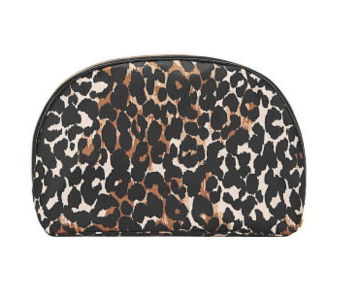 Exotic Leopard Glam Bag
