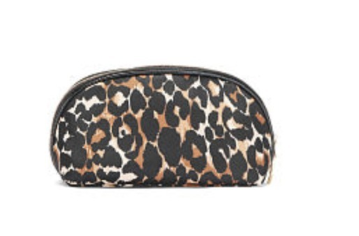 Exotic Leopard On-The-Go Beauty Bag