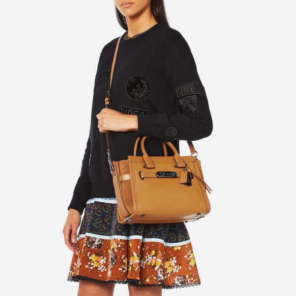 Coach★コーチ★新作レザーバッグ★Swagger 27 Bag/バッグ