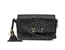 Love Luxe Python Downtown Crossbody