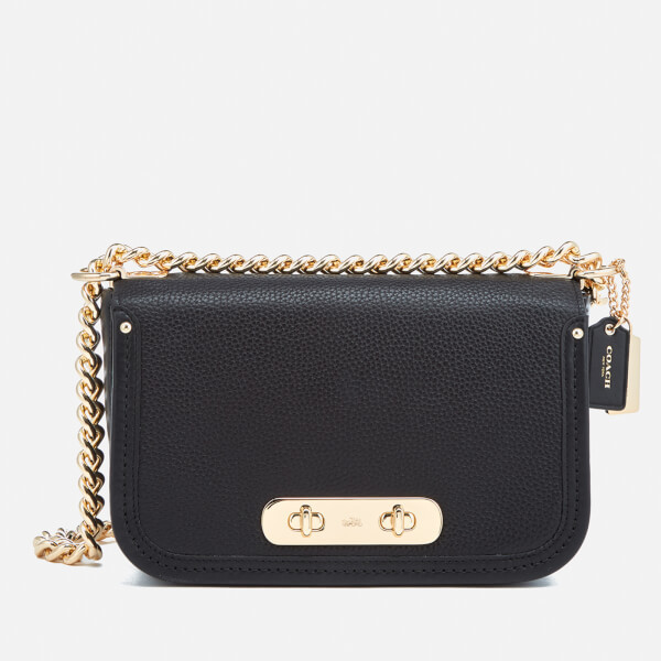 Coach★コーチ★新作レザーバッグ★Swagger Shoulder Bag/バッグ