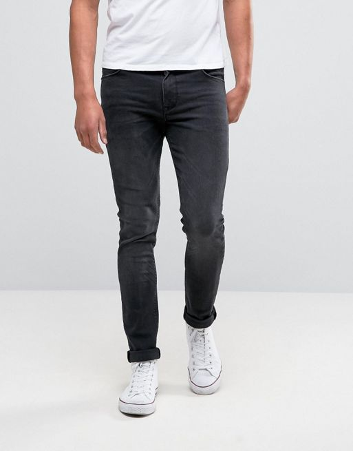 ☆ジーンズ☆ASOS Super Skinny Jeans In Washed Bl(送料込み)