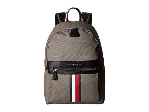 追尾/関税/送料込  Tommy Hilfiger Icon Backpack Canvas
