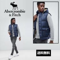 Abercrombie&Fitch ダウンベスト