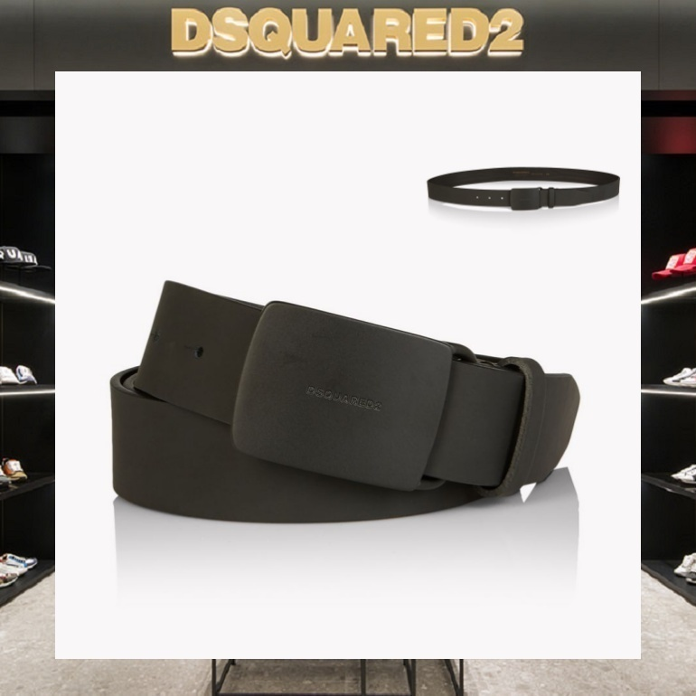 【18SS NEW】D SQUARED2_men/Techno Gum ベルト