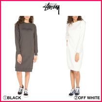 日本未入荷☆新作17FW☆STUSSY*ARCHERS FLEECE DRESS