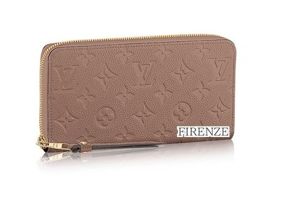 ★LOUIS VUITTON★M64088【ZIPPY】TAUPE GLACE 長財布★