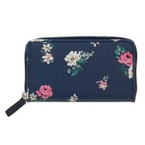 ☆Cath Kidston☆SMALL CONTINENTAL WALLET HAMPSTEAD DITSY☆