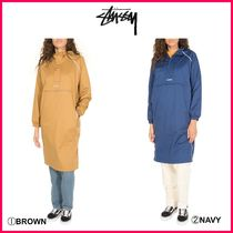 日本未入荷☆新作17FW☆STUSSY*CEREMONY ANORAK DRESS