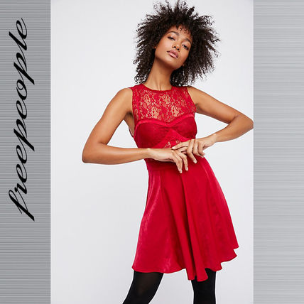 Free People フリーピープル Eclipse Fit & Flare スリップ