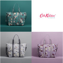 ☆Cath Kidston☆FOLDAWAY OVERNIGHT BAG CRESCENT ROSE☆