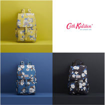 ☆Cath Kidston☆BUCKLE BACKPACK CRESCENT ROSE☆