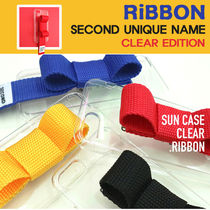 [SECOND UNIQUE NAME]RIBBON CLEAR EDITION /iPhone ★大人気★