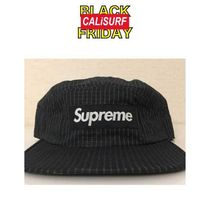 SALE★★Supreme(シュプリーム)OVERDYED RIPSTOP CAMP CAP/BLACK