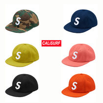 ALL COLOR★Supreme (シュプリーム)WOOL SLOGO 6 PANEL