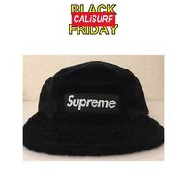 SALE★★Supreme(シュプリーム)TERRY MESH SHDE CAMP CAP/BLACK