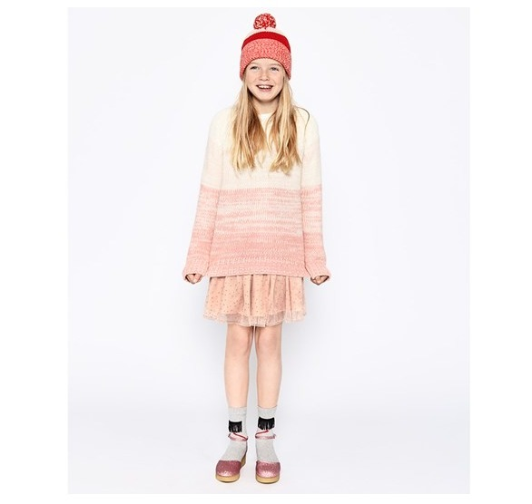 大人もOK♪ Stella McCartney KIDS ウールセーター
