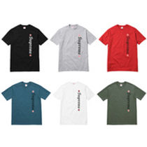Week13新作!SUPREME17FW★INDEPENDENT S/S Tee