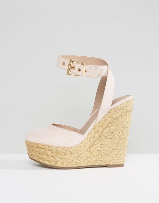ASOS*新作パンプス*ODELL Wide Fit Wedges*関送無料