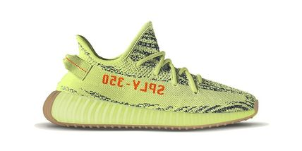 先行予約 Yeezy Boost 350 Semi frozen yellow  全サイズ