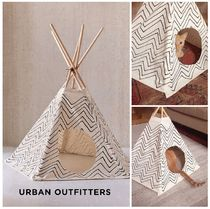 Urban Outfitters☆Little Korboose Chevron Printed☆税送込
