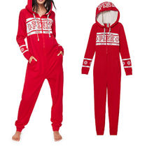 PINK COZY! SLEEP ONESIE