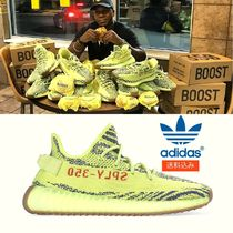 adidas YEEZY BOOST 350 V2 SEMI FROZEN YELLOWイージーブースト