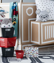 ★H&M HOME スタープリントピローケース