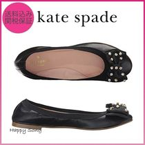 kate spade◆リボンが可愛い◆フラットシューズ◆wylie flats