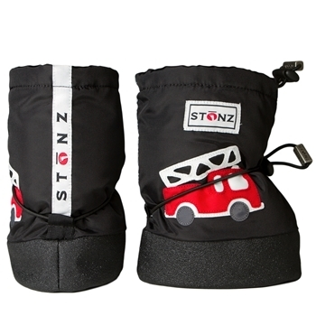 【 Baby Booties & Linerz Sets 】★ Fire Truck