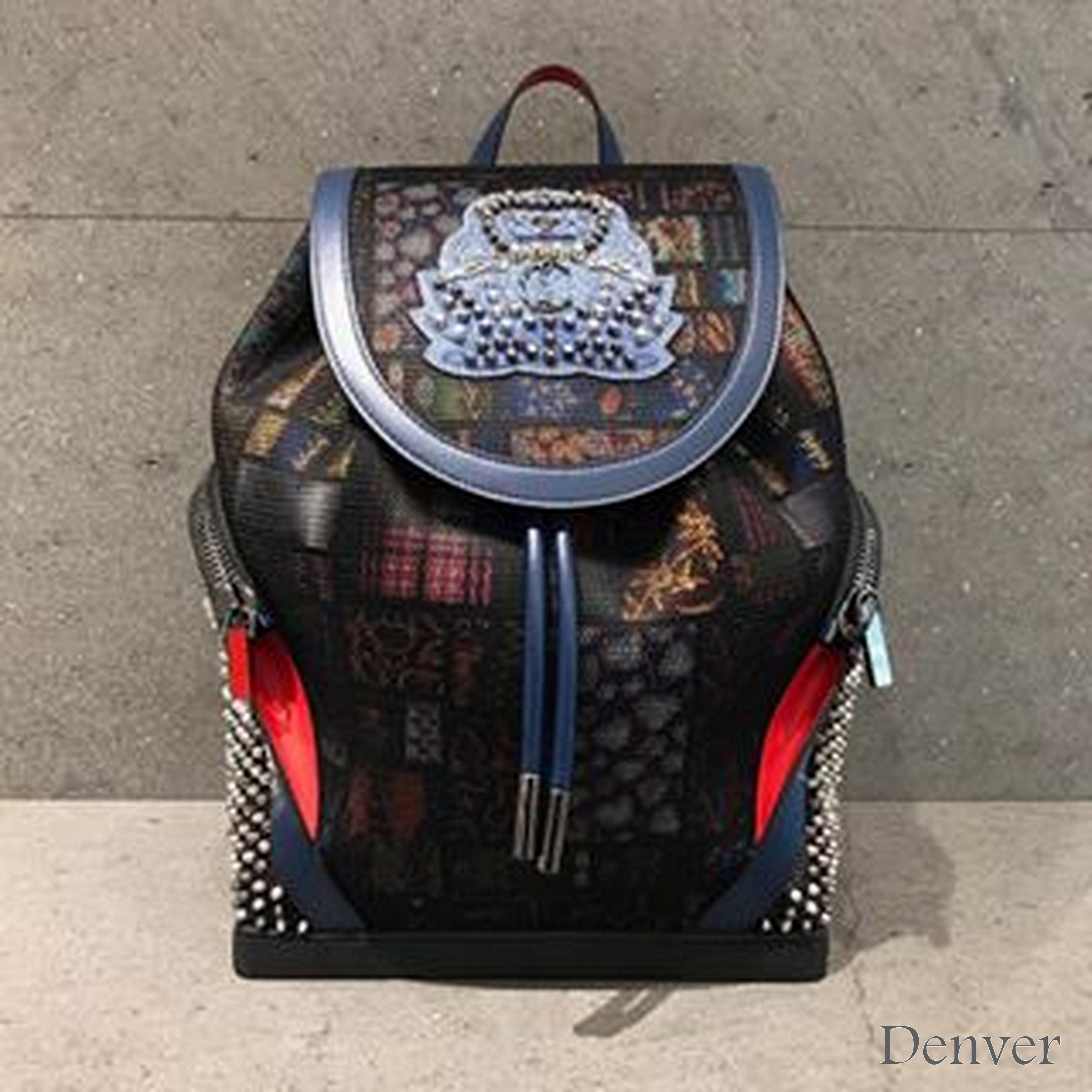 AW新作!ハイエンドバックパック Explorafunk Backpack ルブタン